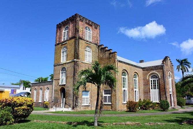 Altun Ha & Belize City Tour from Caye Caulker