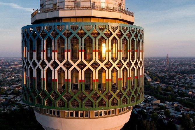 Skip the Line: Tashkent TV-Tower - Entrance Ticket
