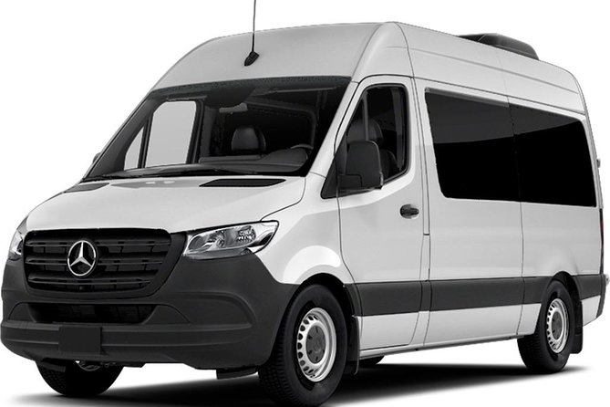 Departure Private Transfer Cartagena City to Cartagena Airport CTG by Minibus