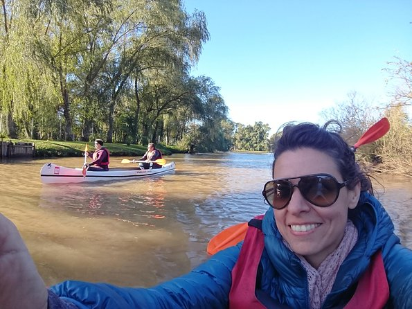 Row & Ride Experience From Palermo Woods to Tigre's Delta
