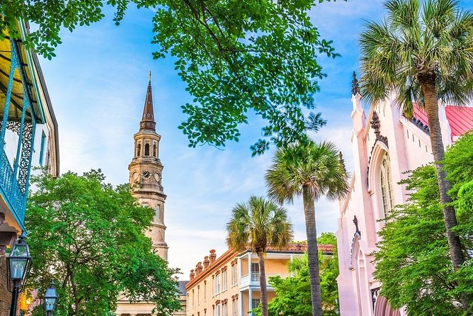 Charleston Attraction & Tour Pass for 1, 2, or 3 Days