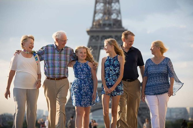Paris Exclusive : City Highlights and Family Tour (Premium & Private)
