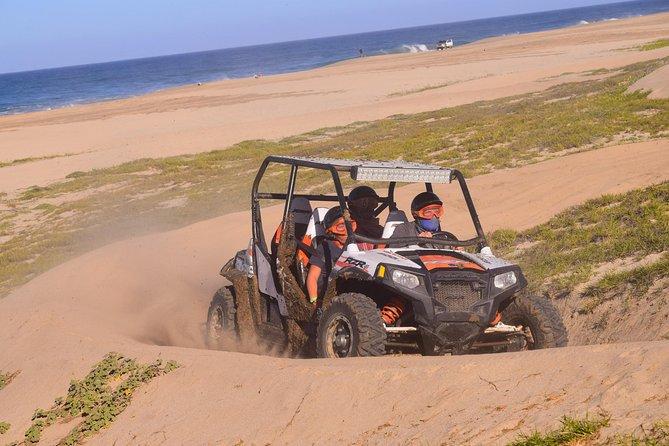 Cabo Migrino Beach & Desert Tour (Quad UTV)