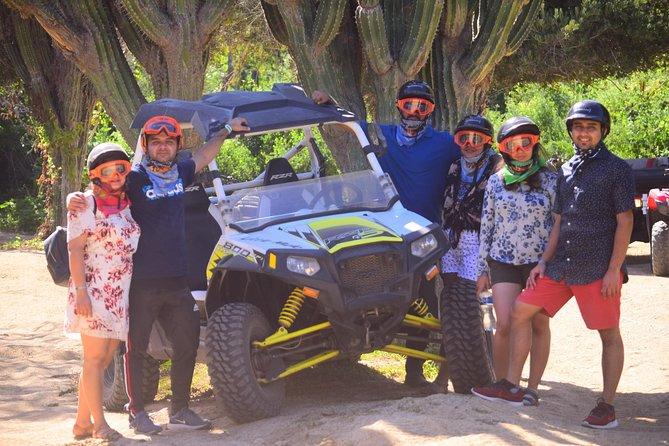 Cabo Migrino Beach & Desert Tour (Double UTV)