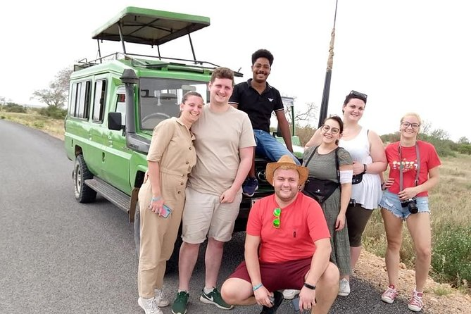 2-day safari in Tsavo East park