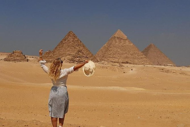 Private Tour -Giza Pyramids,Camel,Egyptian Museum,Four Wheeler ( ATV ) – Lunch