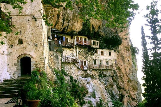 Hidden Peloponnese Private Tour