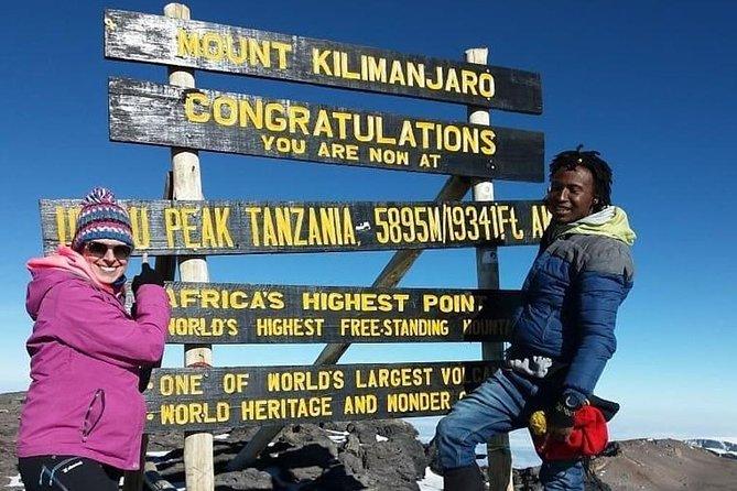 Climb Kilimanjaro-Machame route