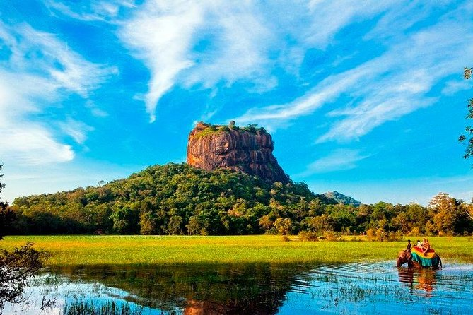 Private Day Trip to Sigiriya And Dambulla From Trincomalee.