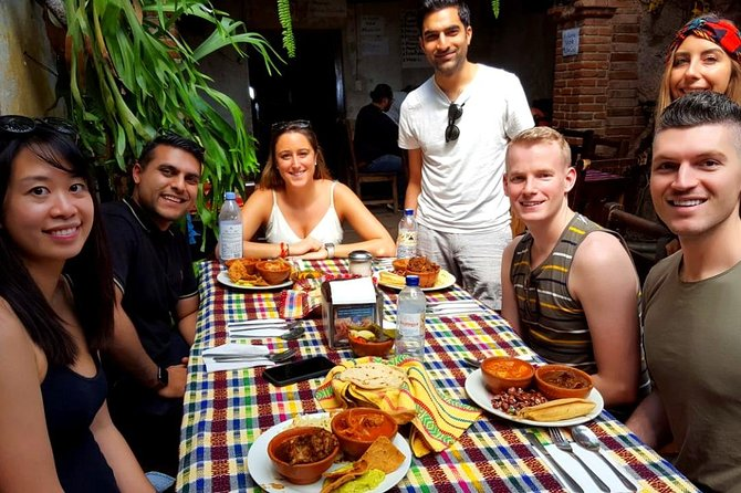 Taste of Guatemala,Walking Food Tour in Antigua Guatemala