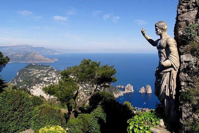 Capri and Rome: 2 Days Private Tours from Rome