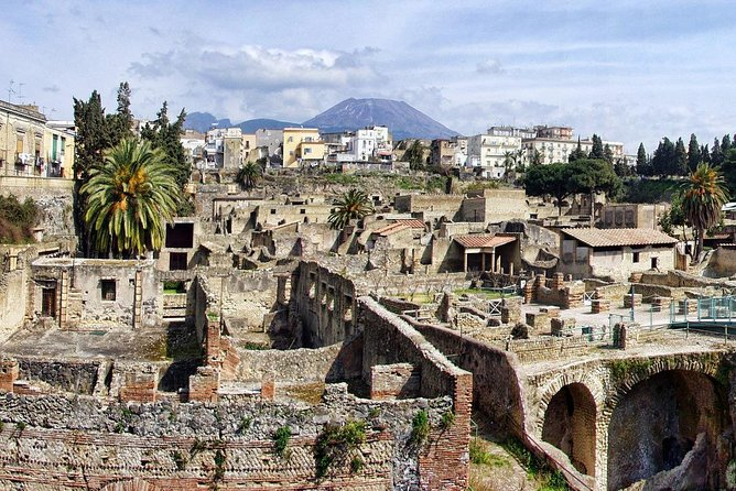 Herculaneum and Sorrento Private Day Tour from Rome