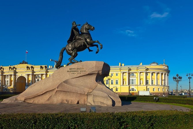 Full-Day Private St Petersburg Shore-Excursion Tour photo 7