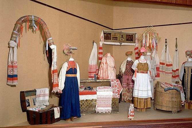 Russian Museum of Ethnography Private Tour