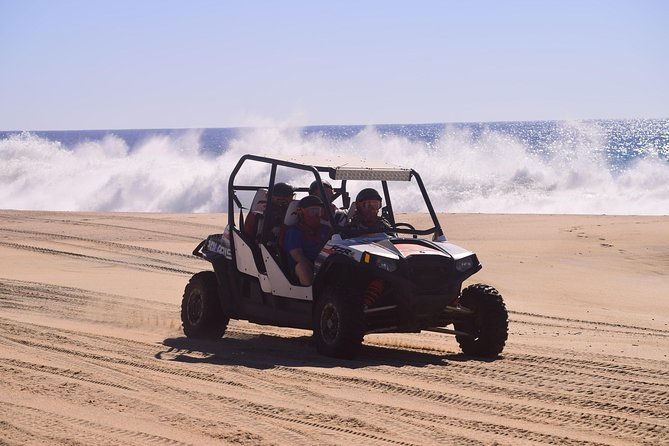 Cabo Candelaria Village Adventure (Double UTV)