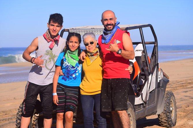 Cabo Migrino Beach & Desert Tour (Single UTV)