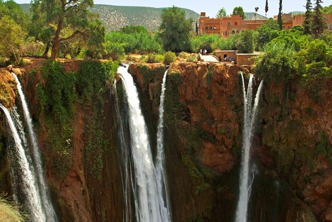 One Day Trip From Marrakech to Ouzoud Waterfalls