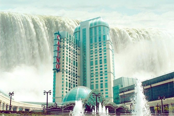 Round Transportation to and from Toronto Downtown to Niagara Falls, and return.