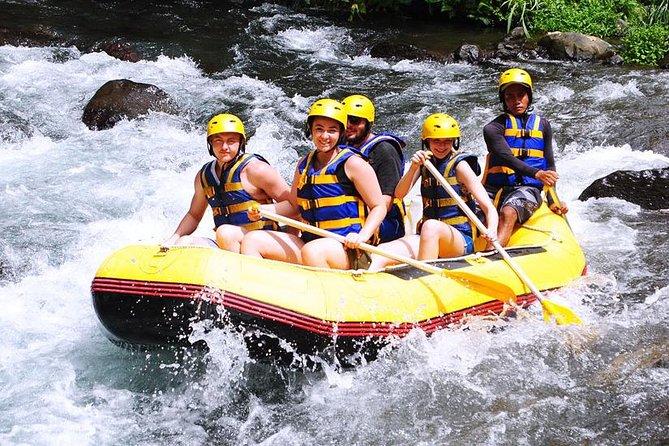 Telaga Waja Rafting Adventure