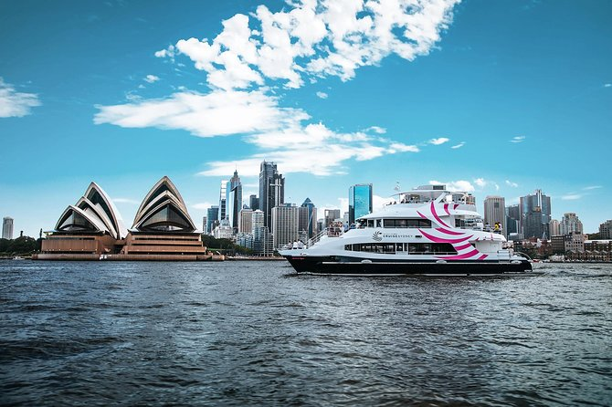 Journey Beyond Cruise Sydney Harbour - All inclusive Lunch Cruise