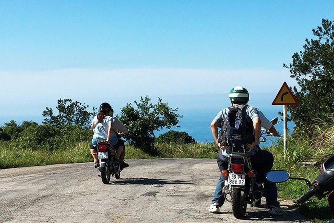 Full-Day Son Tra Peninsula Tour by Motorbike from Da Nang