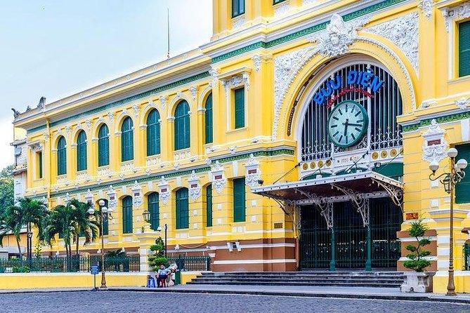 Shore Excursion: Cu Chi Tunnels & HCMC City Tour from Saigon Port