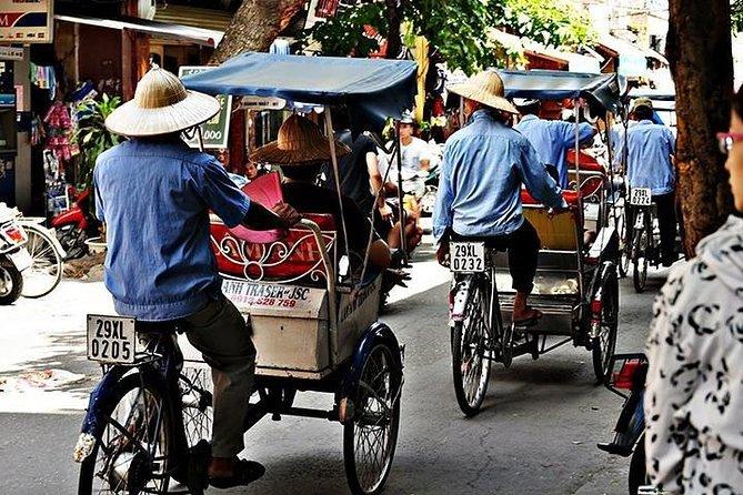 Morning Tour of Hanoi