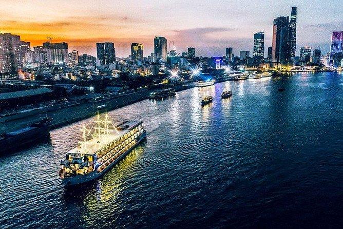 Sunset Cruise and Night Squid Fishing in Phu Quoc