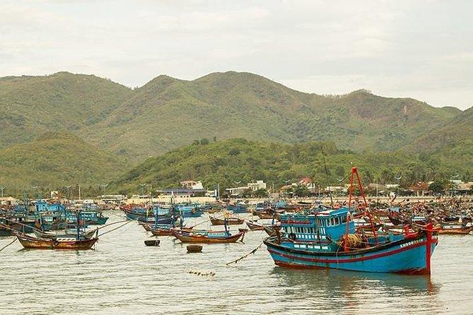 Shore Excursion: Nha Trang City Tour from Nha Trang Port