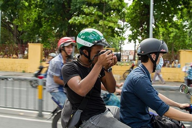 Local Street Motorbike Tour in Ho Chi Minh City