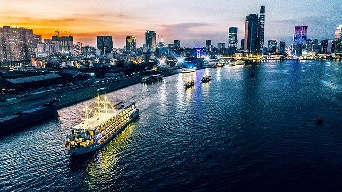 Ho Chi Minh City By Night - Dinner and Sightseeing on Board