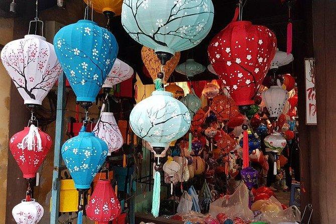 Half-Day Lantern Making & Visit Hoi An City
