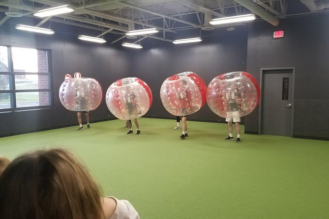 Knockerball Adrenaline Junkie Games in Harare