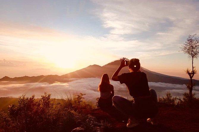 Mount Batur Sunrise Trekking & Ayung River Rafting