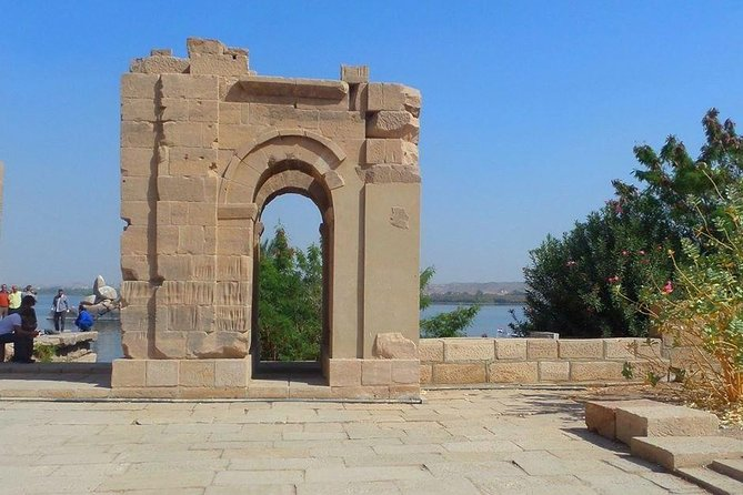 Private Tour: Philae Temple, Unfinished Obelisk, High Dam