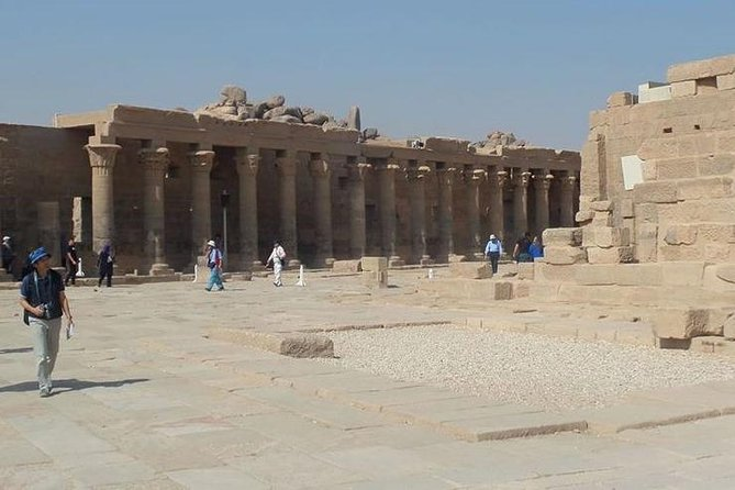 Tour: Philae Templ , High Dam ,Unfinished Obelisk