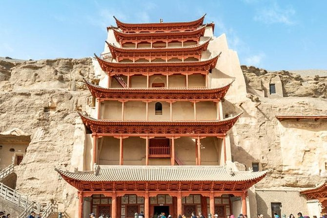 Customized Private Day Tour of Mogao Grottoes and Dunhuang