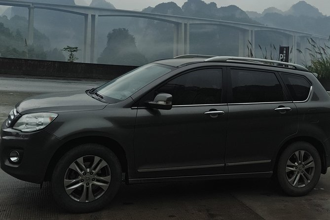 Private Transfer from Kunming hotel to Guizhou Xingyi hotel