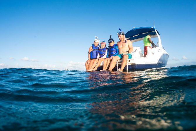 Private Half Day Sail and Snorkel