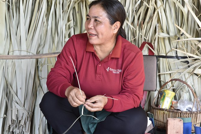 Palm leaf weaving - Create your own memories - Do it yourself