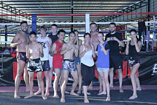Muay thai classes, BJJ classes, Yoga classes, Fit classes