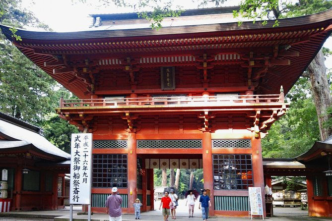 Visit shrines (Power spots) Private Tour with Driver