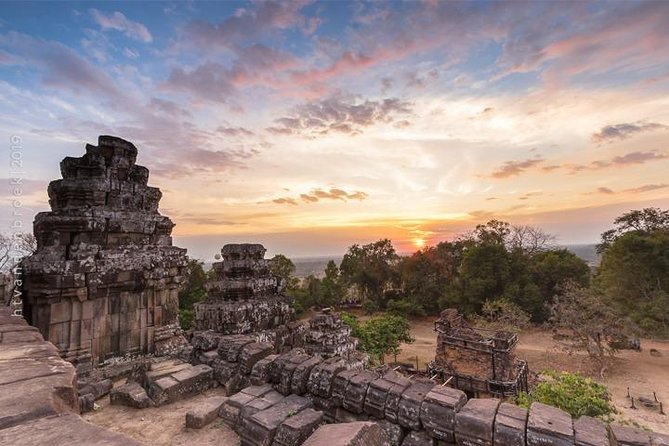 Major Temples & Kulen mountain & Koh Ker & Beng Mealea - 4 Days