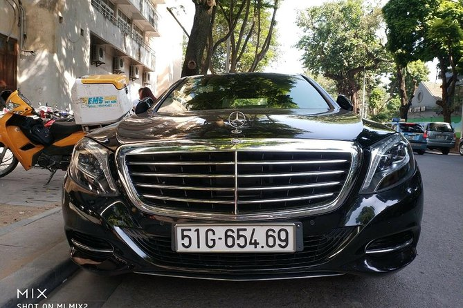 DAD Full Day 8hrs by Mercedes Benz S-Class