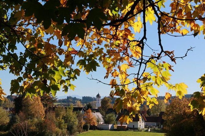 Full-Day Hiking on the St. James Way to Andechs Monastery/Brewery (from Munich)