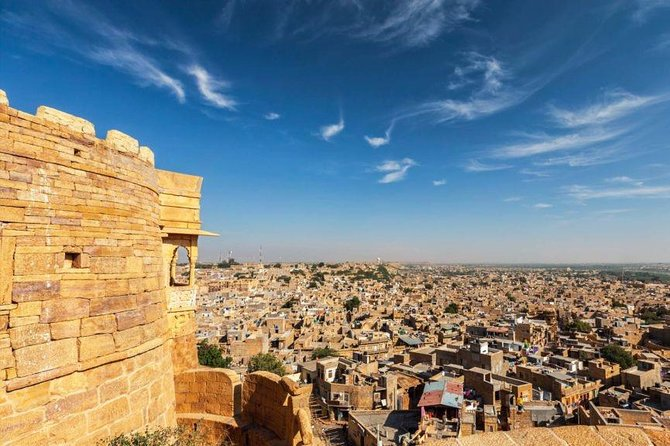 Private Full-Day Tour of Jaisalmer with Guide