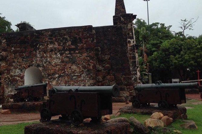 Historical Melaka Day Tour from Kuala Lumpur