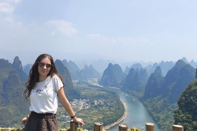 5-Day Private Tour from Chengdu to Guilin