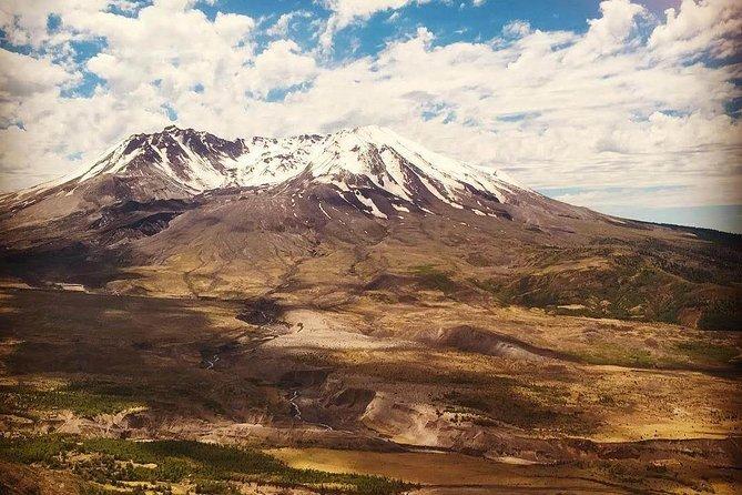 Tour de día completo para grupos pequeños al volcán del Monte St Helens desde Seattle