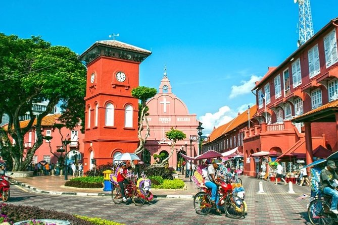 Guided Historical Melaka Day Trip from Kuala Lumpur with Lunch